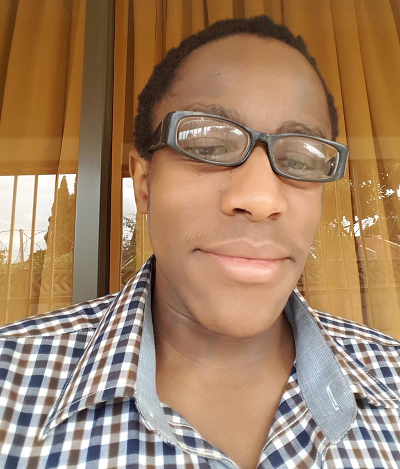 An image of blogger-writer- James Midzi