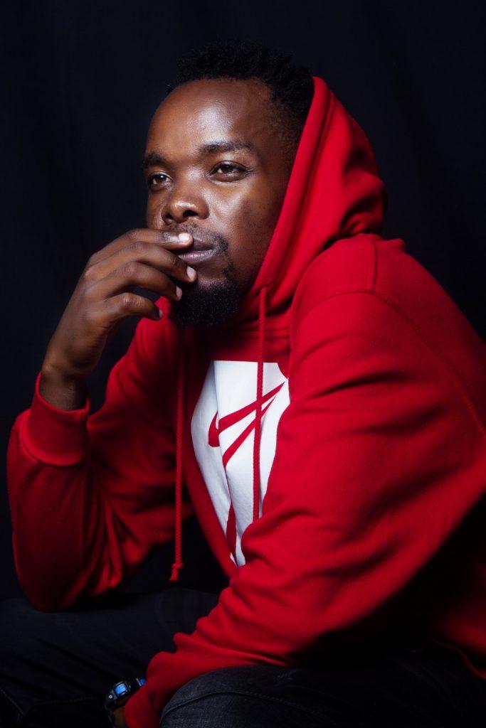 An image of Da Kid Verse- Zimbabwean artist, radio presenter