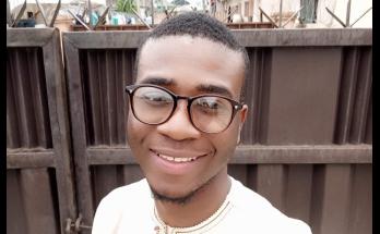 Olukayode Olowo- Nigerian blogger
