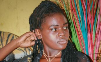 Tapiwa Jeannie- Zimbabwean artist