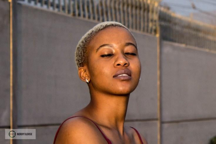 Nomonde Sky- South African poet