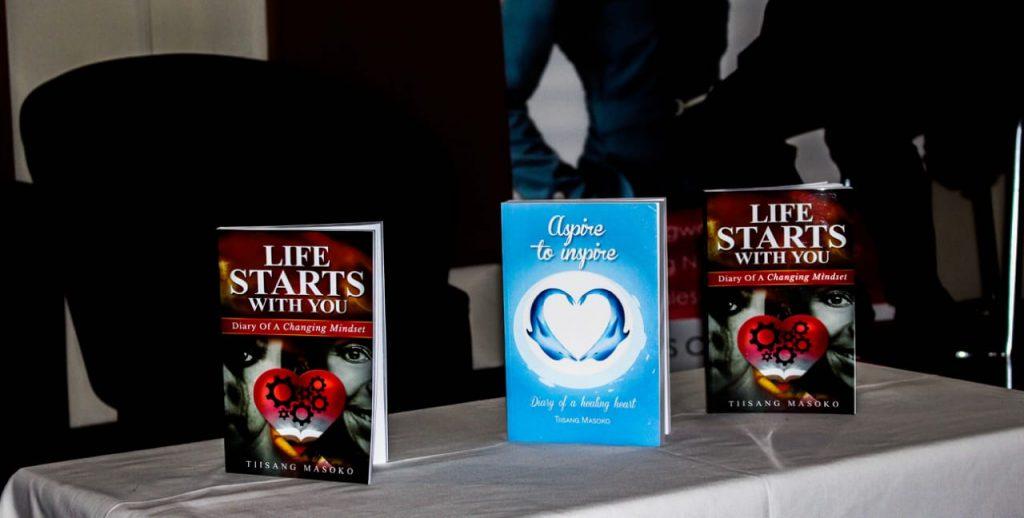 Books by Tiisang Masoko