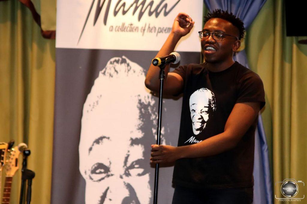 Bafana Nyandeni - poet