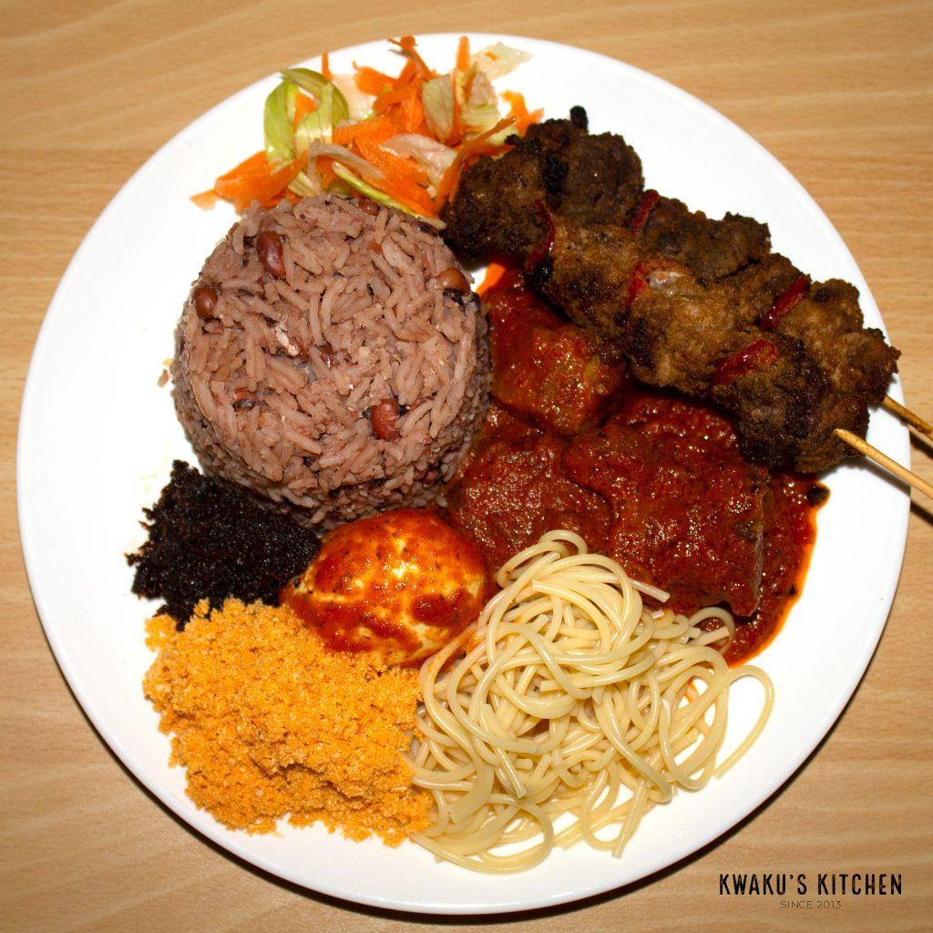 Kwaku's Kitchen