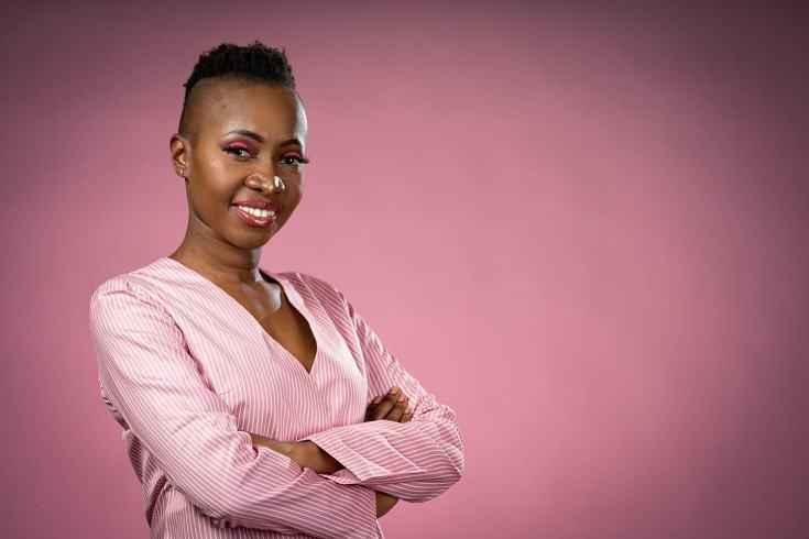 Sharon Manatsa - Zimbabwean gospel artist