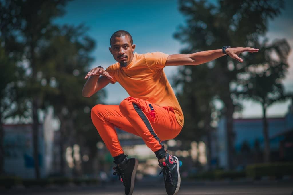 Zimbabwean choreographer- John Cole