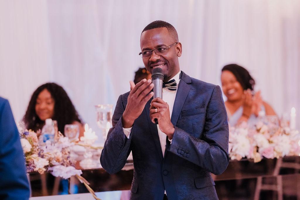 MC Phill - Zimbabwean Master of Ceremony
