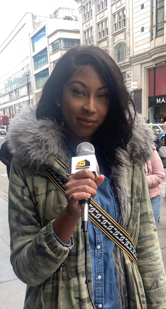 Christina Carmel - presenter