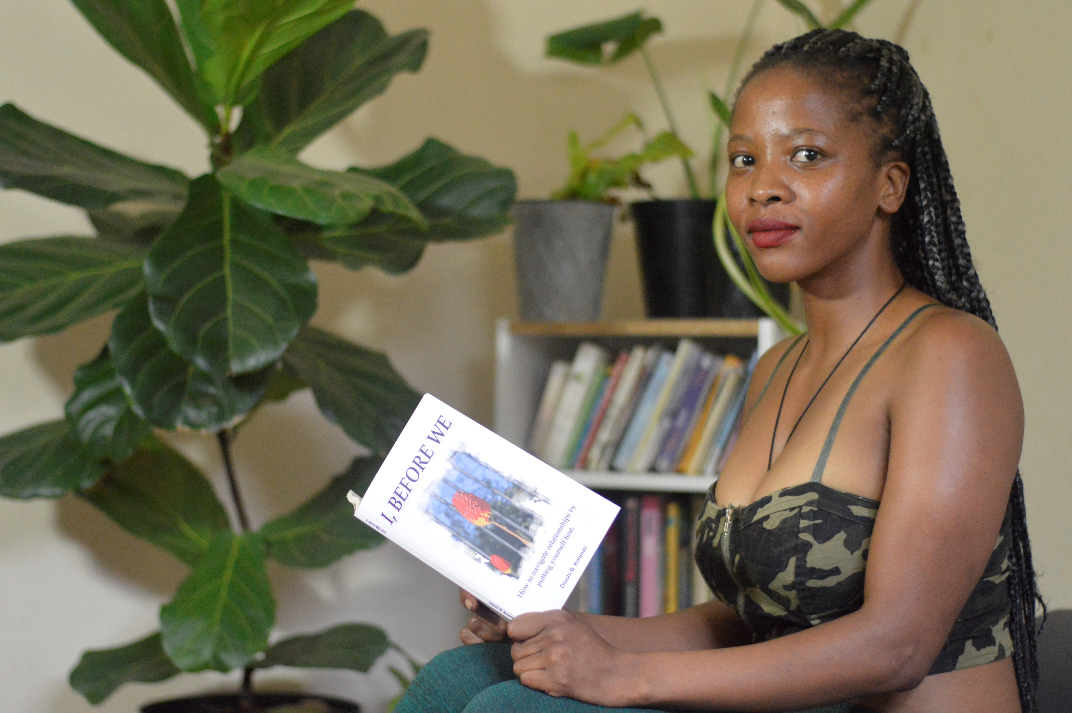 Oluchi Kolanisi  South African Author